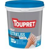Enduit extra'liss pâte Toupret - 1,5 kg