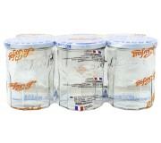Confiturier à capsule Le Parfait - 385 ml - Vendu par 6