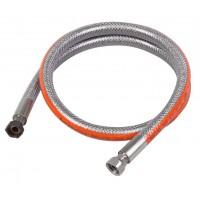 Flexible gaz butane / propane Eurogaz - Longueur 75 cm
