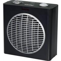 Radiateur soufflant céramique Sulä cube avec ventilation froide Varma - 1500 W - Noir