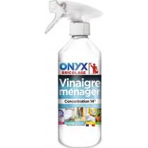 Vinaigre ménager 14° Onyx - Pulvérisateur 500 ml