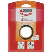 Joint d'autocuiseur à étrier cuve aluminium et inox 3,5 l Seb - Diamètre intérieur 190 mm