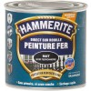 Peinture mat ferronerie Hammerite - 250 ml