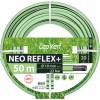Tuyau d'arrosage Néo Reflex+ Cap Vert - Diamètre 19 mm - Longueur 50 m