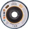 Disque à lamelles zirconium standard SCID - Grain 80 - Diamètre 115 mm - Vendu par 1