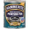 Peinture mat ferronerie Hammerite - 750 ml