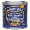 Peinture martelée Hammerite - Boîte 250 ml - Gris argent