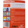 Antirouille minium gris Julien - Bidon 2,5 l