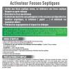 Activateur fosses septiques Spado - 360 g